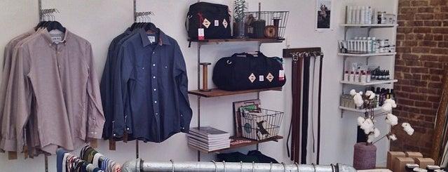 Lumina Clothing Co is one of Stateside 2015.