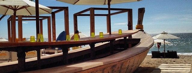 Bimi Beach Club is one of สถานที่ที่ Nikita ถูกใจ.
