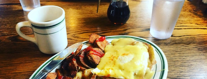 The Cottage Cafe is one of The Best Breakfast Spot in Every State.