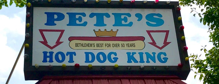Pete's Hot Dog Shop is one of Summer 2019.