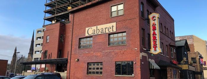 Cabaret is one of Lugares favoritos de Devon.