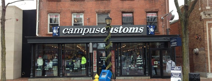 Campus Customs is one of Freaker USA Stores New England.