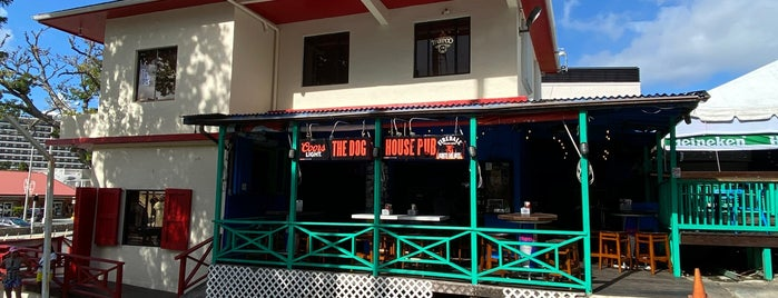 The Dog House Pub is one of U.S. Virgin Islands.