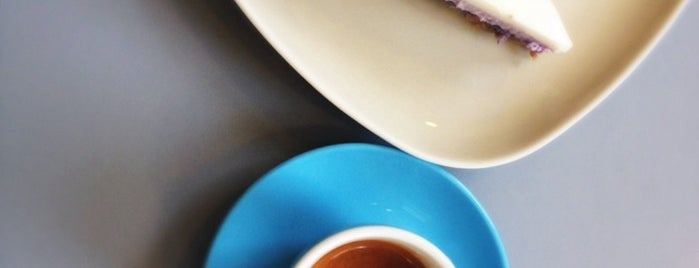 The Broken Arm is one of Cafés EU.