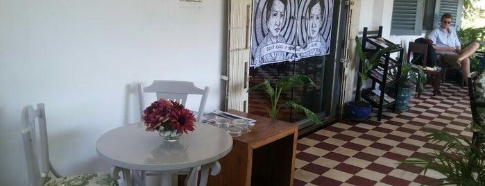 Java Café & Gallery is one of Phnom Penh.