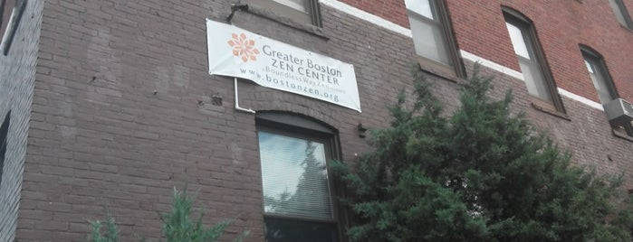 Greater Boston Zen Center is one of Lugares guardados de Miguel.