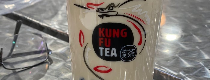 Kung Fu Tea is one of Lugares favoritos de Mei.