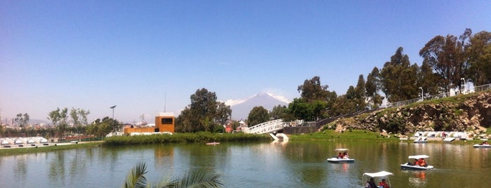 Lago de La Concordia is one of Puebla.