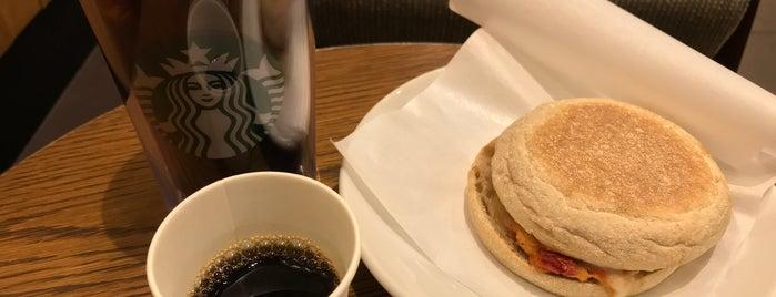 Starbucks is one of Tempat yang Disukai ZN.