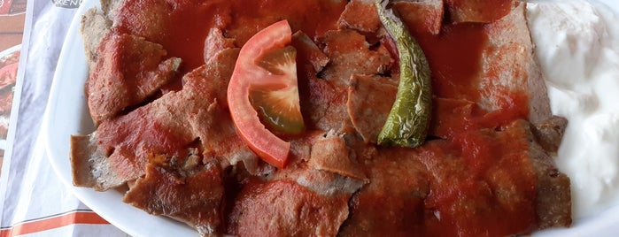 HD İSKENDER is one of Özge Kızalさんのお気に入りスポット.