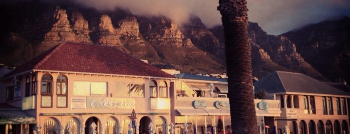 Cafe Caprice is one of Cape Town: A week in the Mother City!.