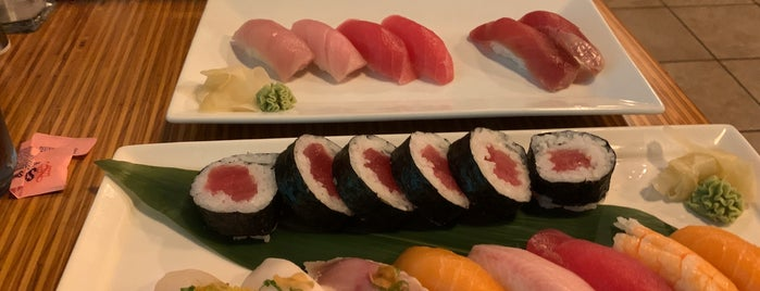 Kai Sushi is one of Places to go in Austin.