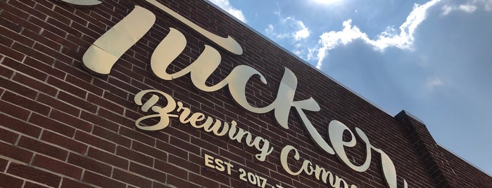 Tucker Brewing Company is one of Georgia Breweries.
