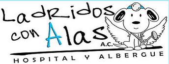 Ladridos Con Alas A.C is one of Albergues de perros y gatos.