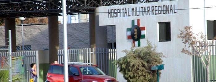 Hospital Militar is one of Distrito Colón.