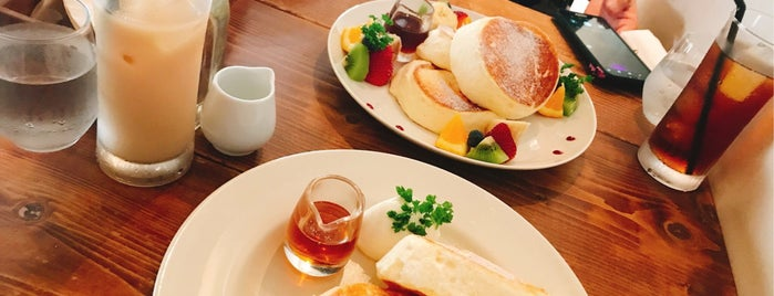 YORKYS BRUNCH is one of Japan.
