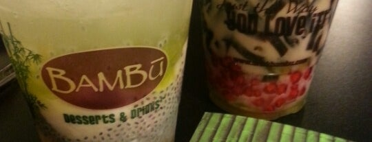 Bambu Desserts & Drinks is one of San Francisco Dessert.