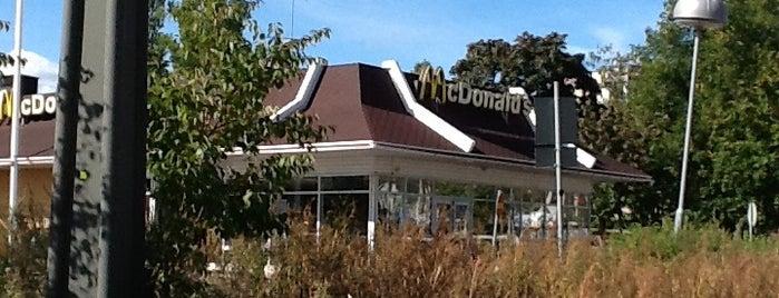 McDonald's is one of Ida 님이 저장한 장소.