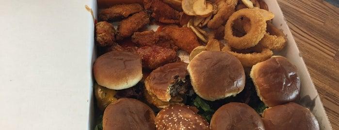 Burgerim is one of สถานที่ที่ Steven ถูกใจ.