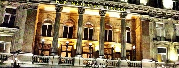 Her Majesty's Theatre is one of London Shows.