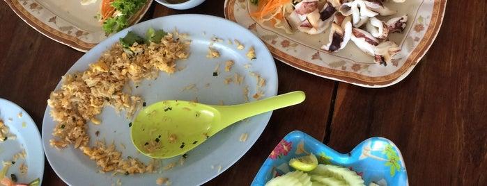 ดาวทะเลซีฟู้ด is one of Lugares favoritos de Chaimongkol.