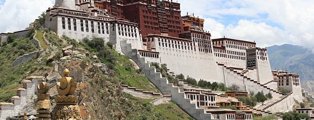 Potala Palace is one of World Heritage Sites List.