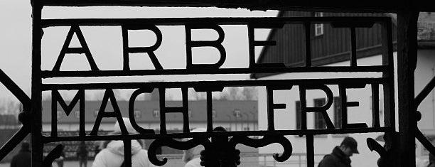 KZ-Gedenkstätte Dachau is one of Deutschland | Sehenswürdigkeiten & mehr.
