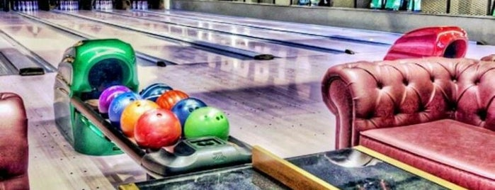 Fitaş Bowling is one of Arcade Tigers Taksim.