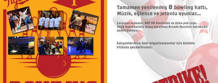 Arcade Tigers is one of Arcade Tigers Taksim.