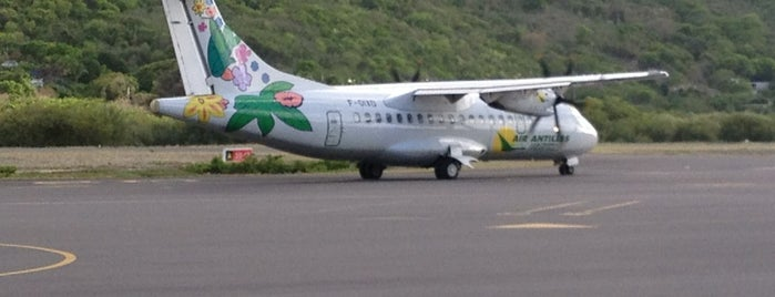 L'Espérance Airport - Grand Case Airport (SFG/CCE) is one of Airports.