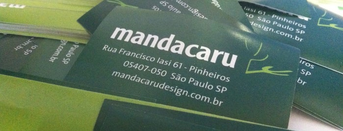 Mandacaru Design is one of Renato's Liked Places.
