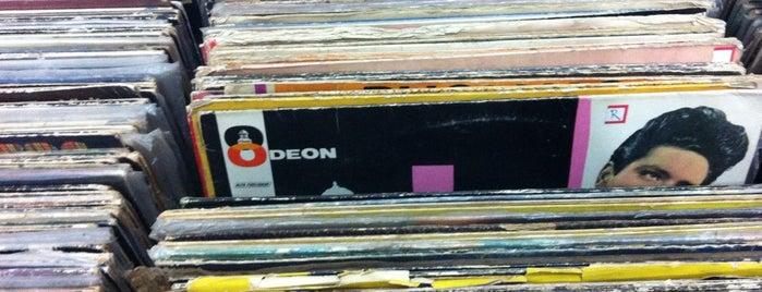 Cidisa Music is one of Record Shops Brazil.