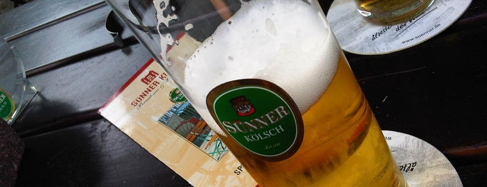 Sünner Keller und Biergarten is one of Köln-Kalk.