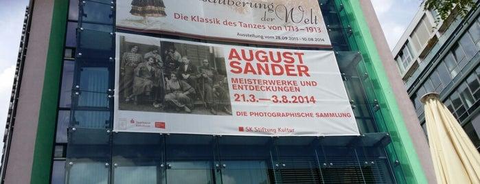 Die Photographische Sammlung/SK Stiftung Kultur is one of Köln.