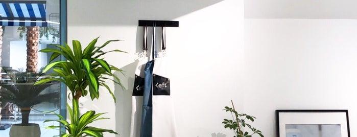 Left Cafe is one of Nouf: сохраненные места.