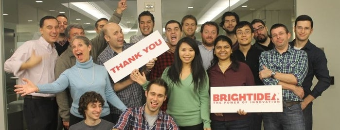 Brightidea Inc is one of NYC Work Spaces & Tech Startups.