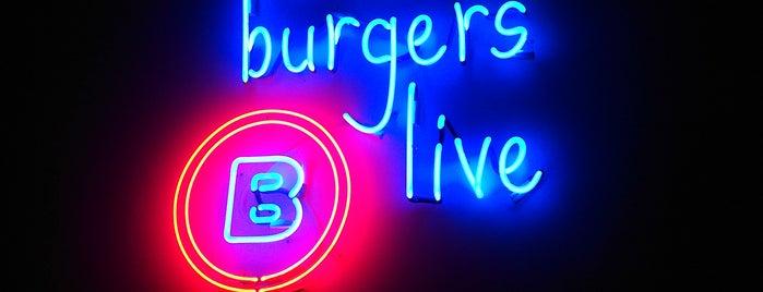 Burgerhood is one of Sydney.