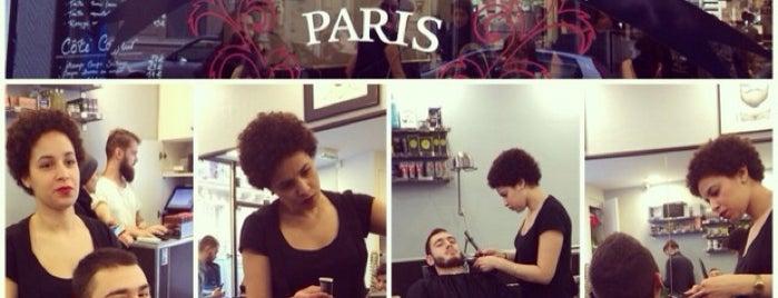 La Barbière de Paris is one of Barbers in Paris.