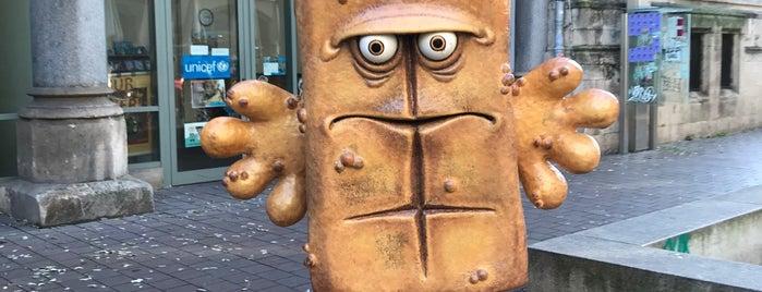Bernd das Brot is one of my erfurt.