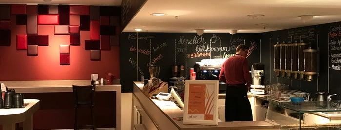Hannoversche Kaffeemanufaktur is one of Hannover.