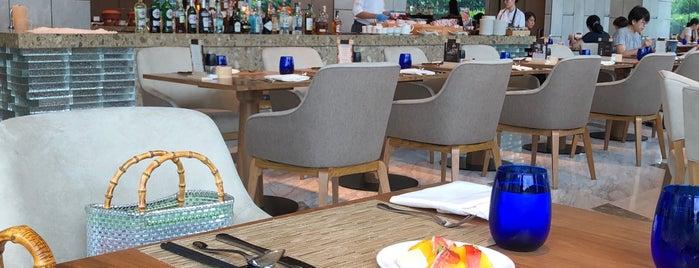 Hotel Nikko Bangkok is one of Food.