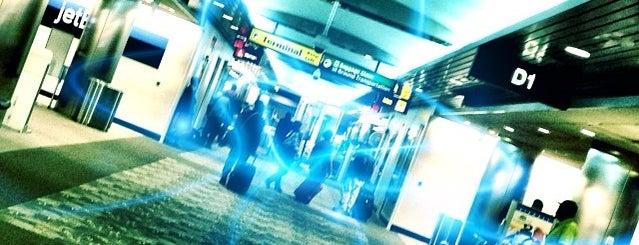 Baltimore/Washington International Thurgood Marshall Airport (BWI) is one of Airports.