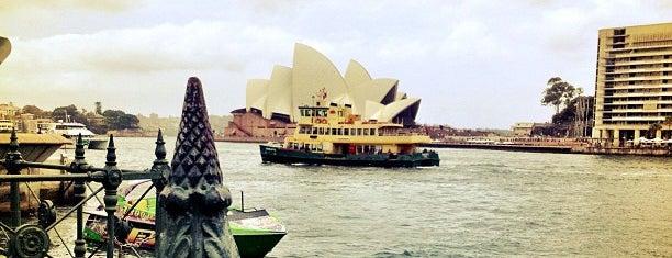 Wharf 5 - Circular Quay is one of Sydney.