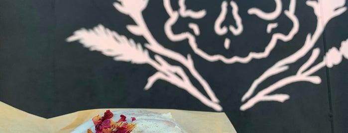 Seitan Rising is one of Best Cinnamon Rolls in NYC.