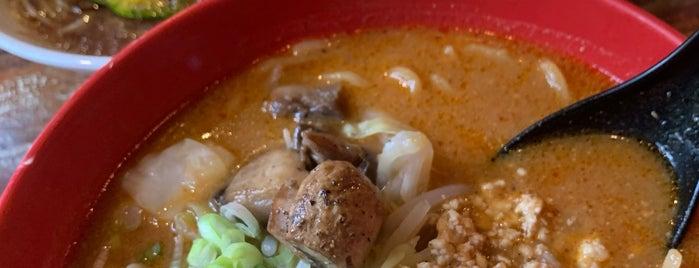 Ramen Setagaya is one of Favorite Brooklyn Food Spots.