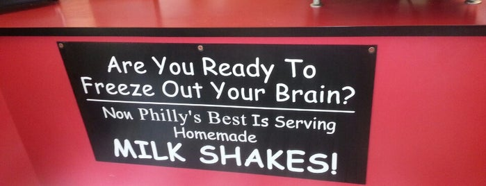 Philly's Best is one of Evanston dinner spots.