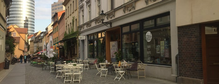 Wagnergasse is one of Jena Germany.