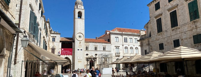 Old City Dubrovnik is one of Cidades.