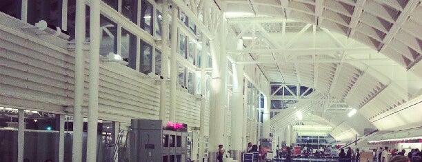 Aeropuerto Internacional Ontario (ONT) is one of Free WiFi Airports 2.