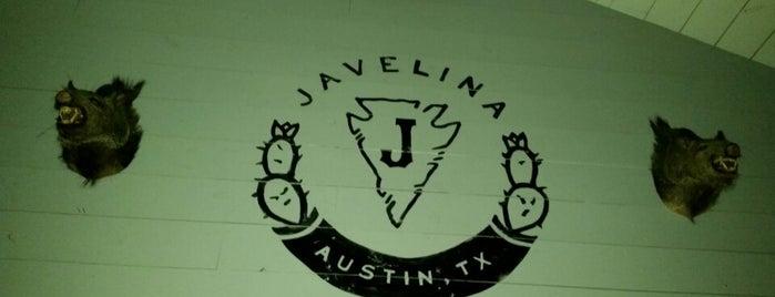 Javelina is one of Austin.